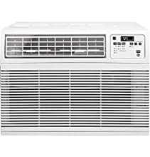 """GE AHM10AY 21"""" Energy Star Qualified Window Air Conditioner with 10000 BTU Cooling Capacity in White"""
