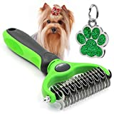 Best Comb For Grooming Dogs - The Bestseller Pet Grooming Comb – Dematting, Deshedding Review