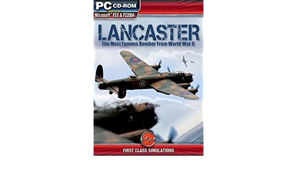 First Class Simulations Lancaster (Add-on for Microsoft FSX