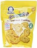 Gerber Graduates Arrowroot Cookies Pouch, 5.5 Ounce