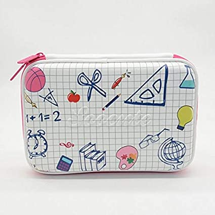 Amazon.com : | Pencil Cases | Pencil Case Estuche Escolar ...
