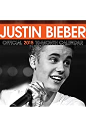 Justin Bieber 2015 Wall Calendar