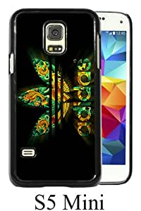 New Fashionable And Durable Designed Case For Samsung Galaxy S5 Mini With Adidas 7 Black Phone Case