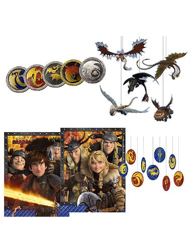 How To Train Your Dragon 2 Room Transformation Kit