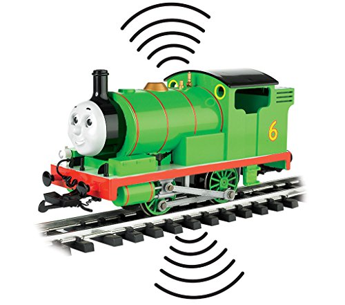 列車機関車Thomas & Friends DCCサウンド機関車パーシー( with Moving Eyes ) Large Scale