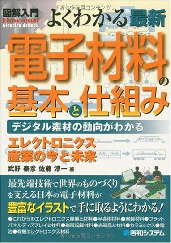 図解入門 よくわかる最新電子材料の基本と仕組み (How‐nual Visual Guide Book)