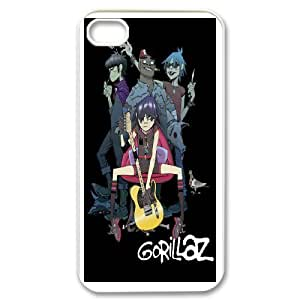 Generic Case Gorillaz Band For iPhone 4,4S Z7AS118731