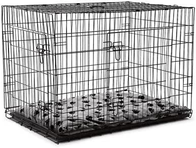 """Extra Large 42"""" Collapsible Dog Crate"""