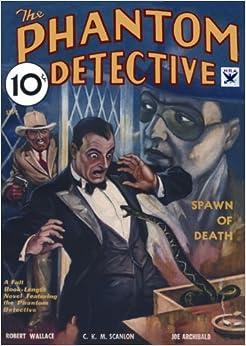 Book The Phantom Detective, September 1934 by Robert Wallace (2009-01-28)