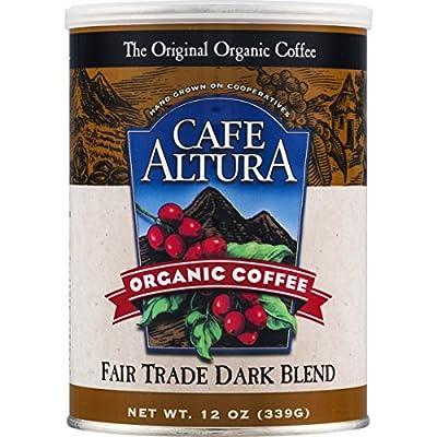 Cafe Altura - Organic Coffee Regular Roast