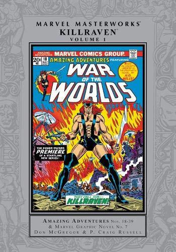 Marvel Masterworks: Killraven Vol. 1 ()