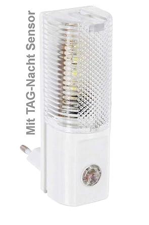 Top * teg99 – Mayor Seguridad con el sparsamen – Luz nocturna LED con sensor