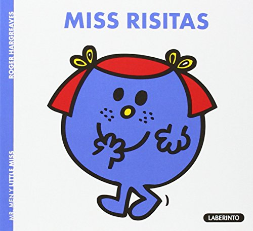 MISS RISITAS - LABERINTO par Roger Hargreaves