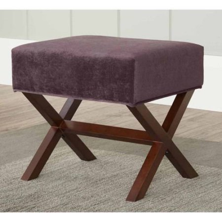 10 Spring Street Verona Ottoman,Plum (Saddle Reclining Sectional)