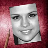 Seasons SELENA GOMEZ - ACEO Sketch Card (Signed by the Artist) #js001