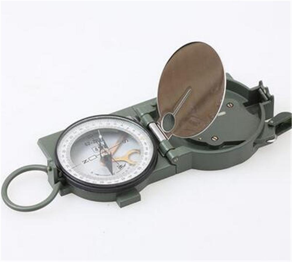 TTYY Kompass im Freien Multifunktions Wandern Camping Outdoor Navigation Grün Kompass Armee Grün Navigation 7e9d56