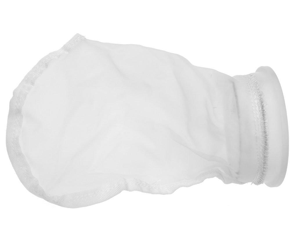 Mirco Trader - Filtro tipo calcetín para acuario (nailon, 200 micrómetros, 22,8 cm): Amazon.es: Bricolaje y herramientas