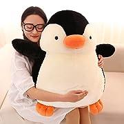 SeeMeHappy Adorable Penguin Plushie Soft Doll Birthday Gift70CM
