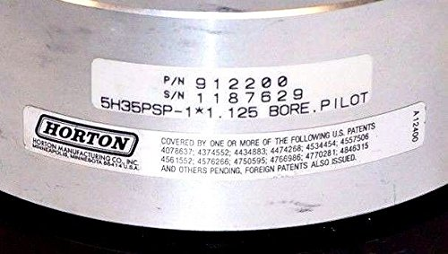 Nexen 912200 5h35psp único posición dientes embrague, aire Engaged: Amazon.es: Amazon.es
