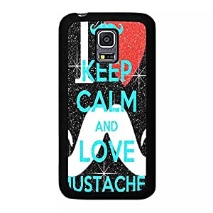Creative Moustaches Phone Case Cover for Samsung Galaxy S5 Mini Moustaches Fashionable