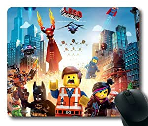The Lego Movie Mouse Pad/Mouse Mat Rectangle by ieasycenter