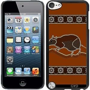 Funda para Ipod Touch 5 - Rata Canguro Almizclado by Dedoma