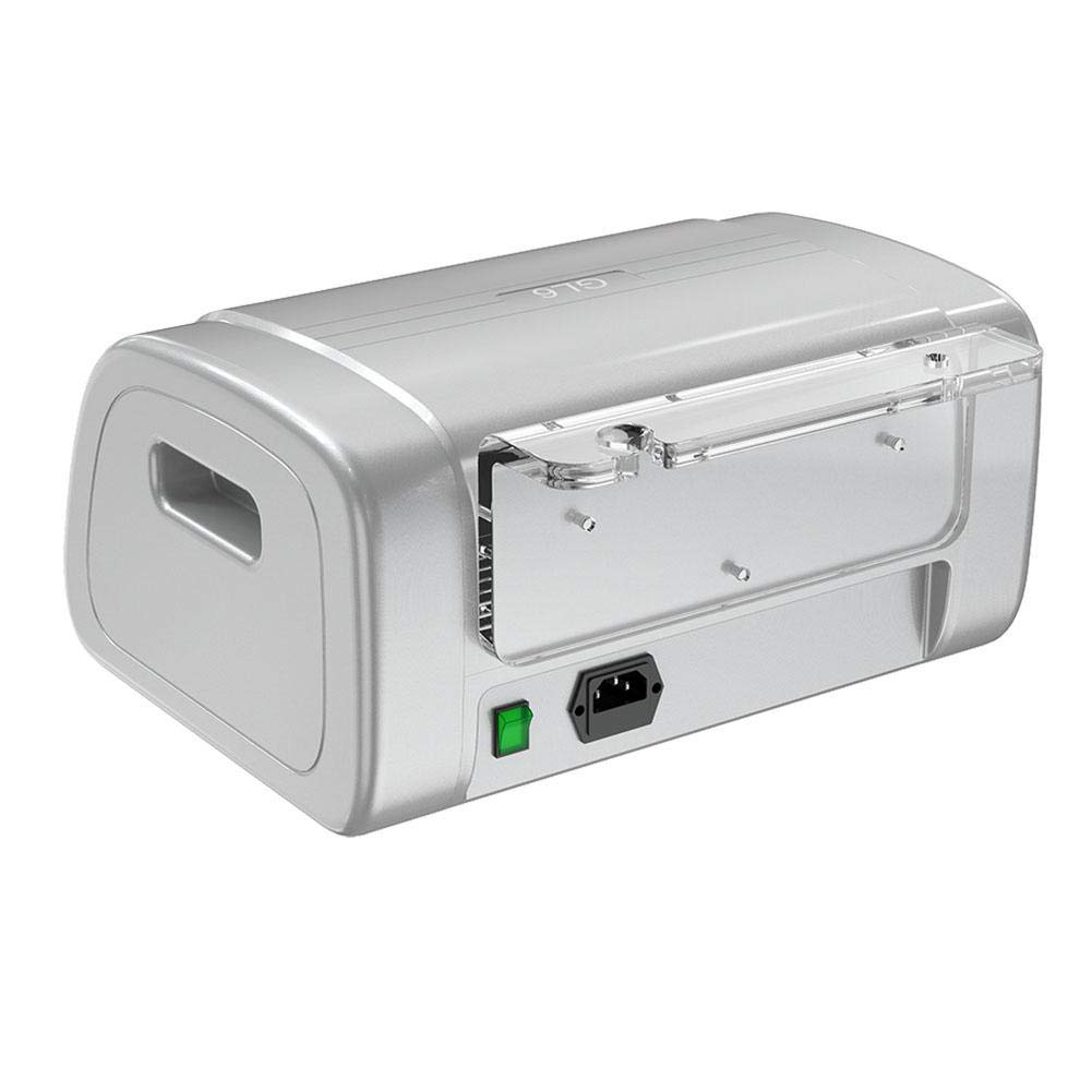 Oxygen Injection Machine Oxygen Spray Water Injection Hydrate Jet Skin Rejuvenation Beauty Machine(White) by Brrnoo (Image #9)