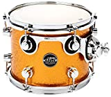 DW Performance Series Mounted Tom - 8'' x 10'' Gold Sparkle Finish Ply