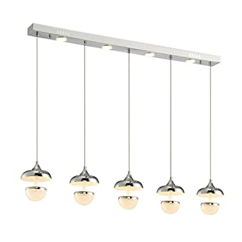 Pendelleuchte Led Esszimmer Hangeleuchte Kronleuchter Esstisch Lampe