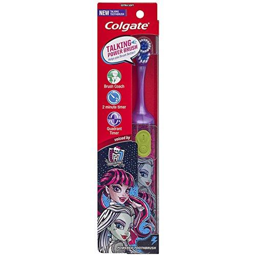 Colgate Monster Talking Powered Toothbrush