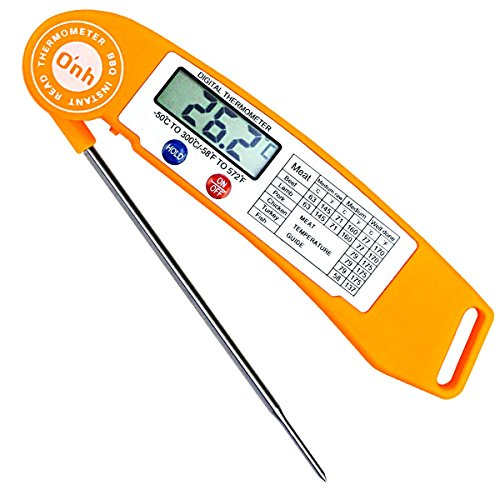 Meat Thermometer Instant Grilling Barbecue
