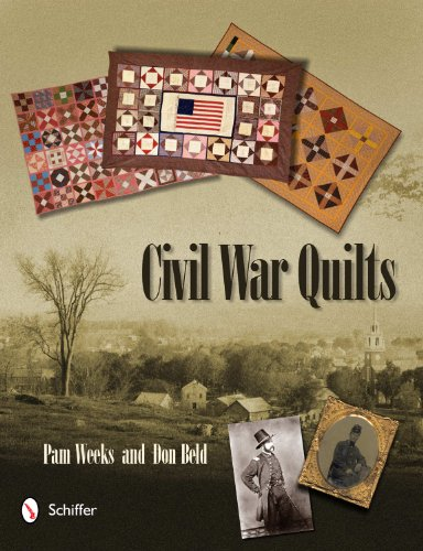 quilt books civil war - 5
