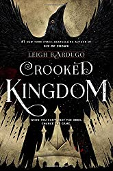 Crooked Kingdom by Leigh Bardugo YA fantasy book reviews