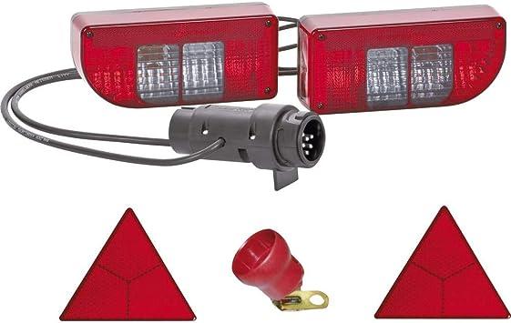 Secorüt Anh Nger Komplett Leuchtensatz Elektronik