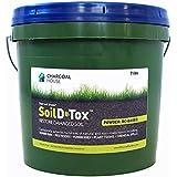 Charcoal Green Soil D•Tox (BC - Powder) 7 lb - 2 Gallon Pail