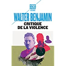 Critique de la violence (French Edition)