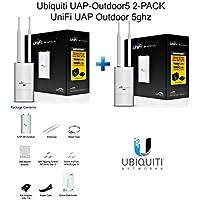 Ubiquiti UAP-Outdoor5 2-PACK UniFi UAP Outdoor 5ghz, UAP Outdoor5, UAP-Outdoor 5