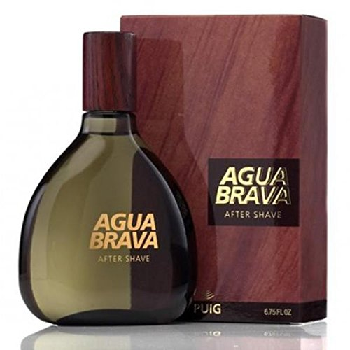Puig - Agua Brava - 6.75 Fl.oz. / 200ml After Shave Lotion
