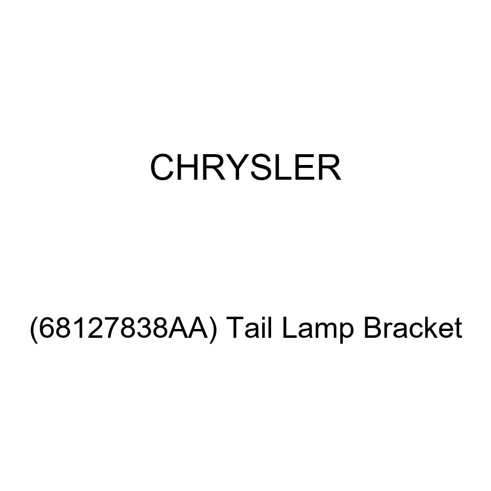 Genuine Chrysler 68127838AA Tail Lamp Bracket
