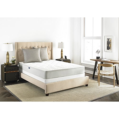 Full / Double Size 8 Inch Thick, 4 Pound Density Visco Elastic Memory Foam Mattress Bed With Gel ...