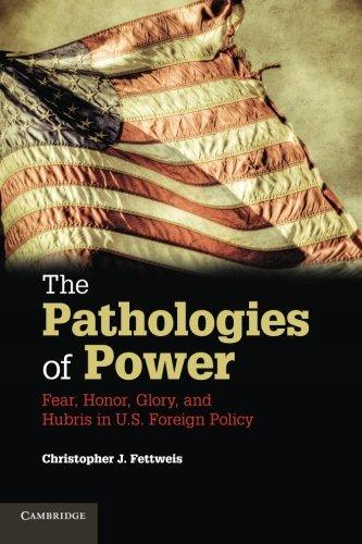pathologies of power - 3