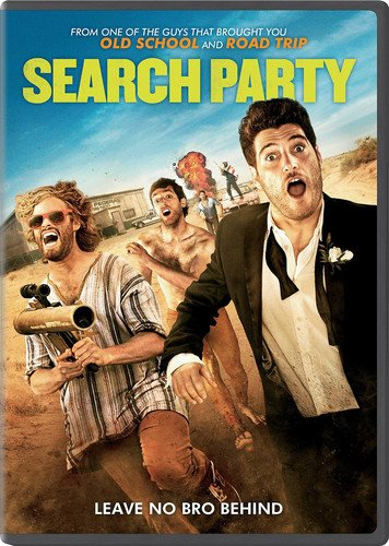 DVD : Search Party (Snap Case, Slipsleeve Packaging)