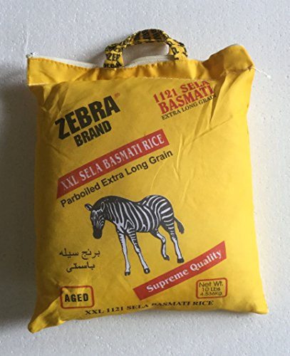 zebra basmati rice - 2
