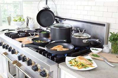 Circulon Contempo Nonstick 10-Piece Cookware Set