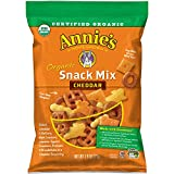Annie's Organic Cheddar Snack Mix, 2.5 Ounce (Pack of 12)