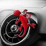 Audi(アウディ) ゲッコー エアフレッシュナー 純正 レッド/フローラル