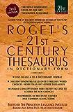Roget's 21st Century Thesaurus, Barbara Ann Kipfer, 0385312555