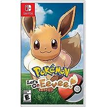 Pokémon Let's Go Eevee! - Nintendo Switch