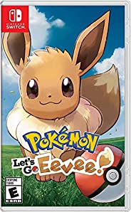 Pokémon Let's Go Eevee! - Nintendo Switch