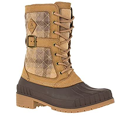 Amazon.com | Kamik Women's Sienna Waterproof Winter Boot